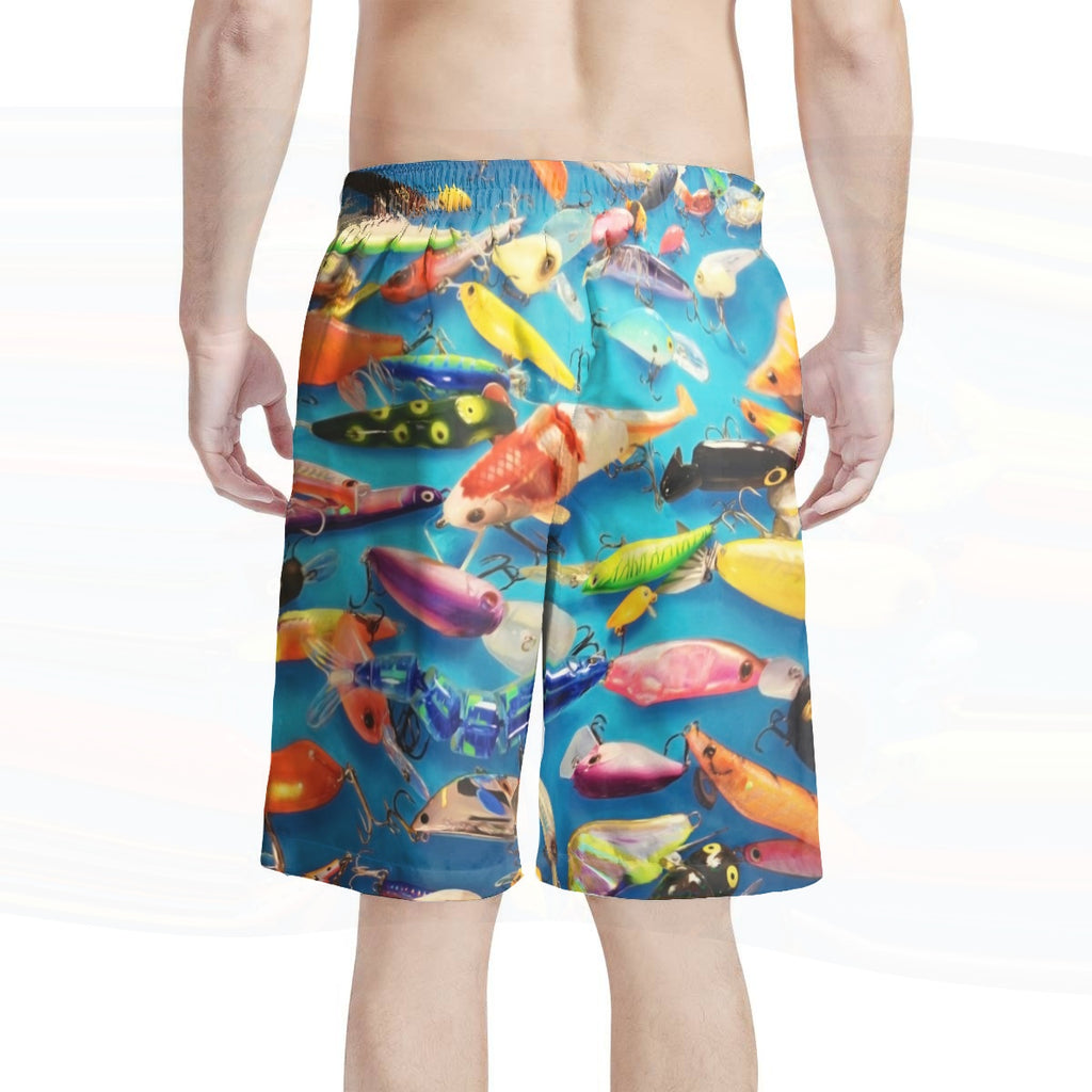 Board Shorts - Men's - Fishing Tackle