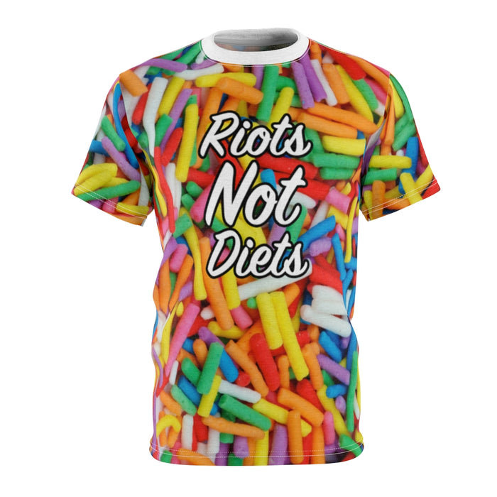 Adult Tee - Unisex - Riots Not Diets
