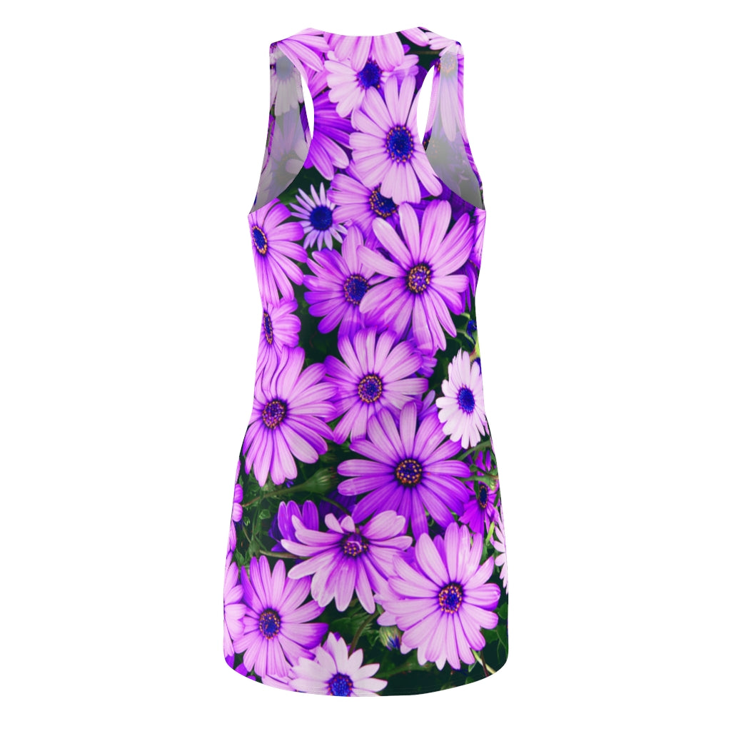Racerback Dress - Women - Daisies