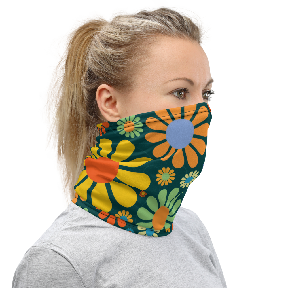 All-In-One Mask - Flower Power
