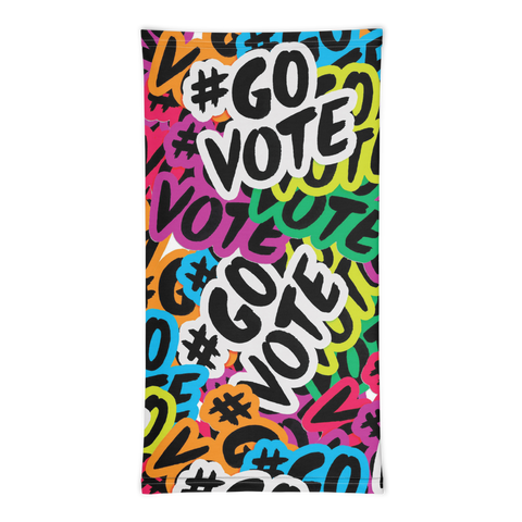 All-In-One Mask - #GOVOTE