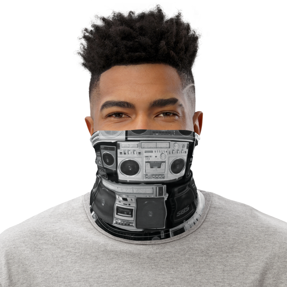 All-In-One Mask - Boom Boxes