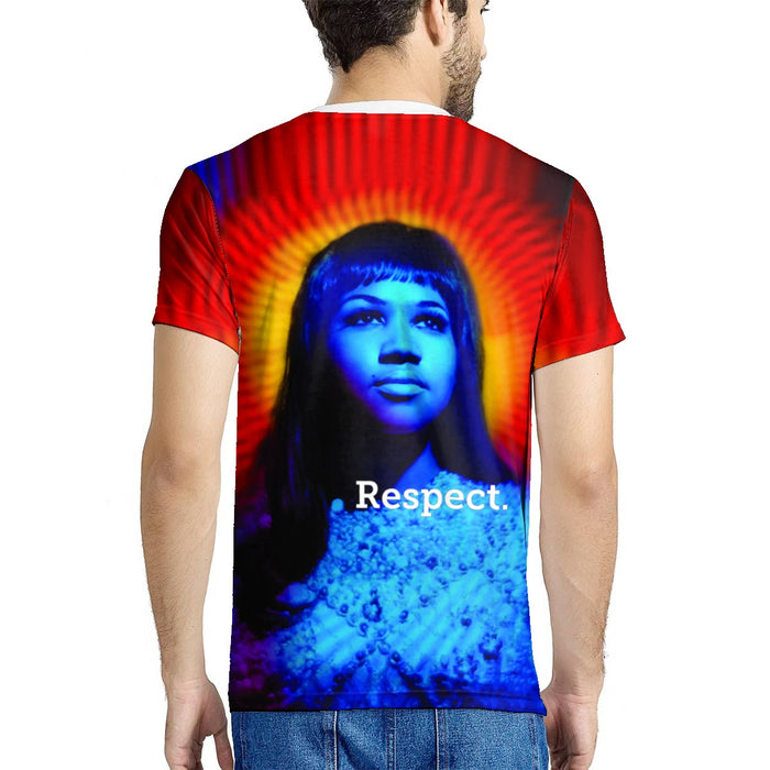Adult Tee - Unisex - Aretha Franklin, Respect