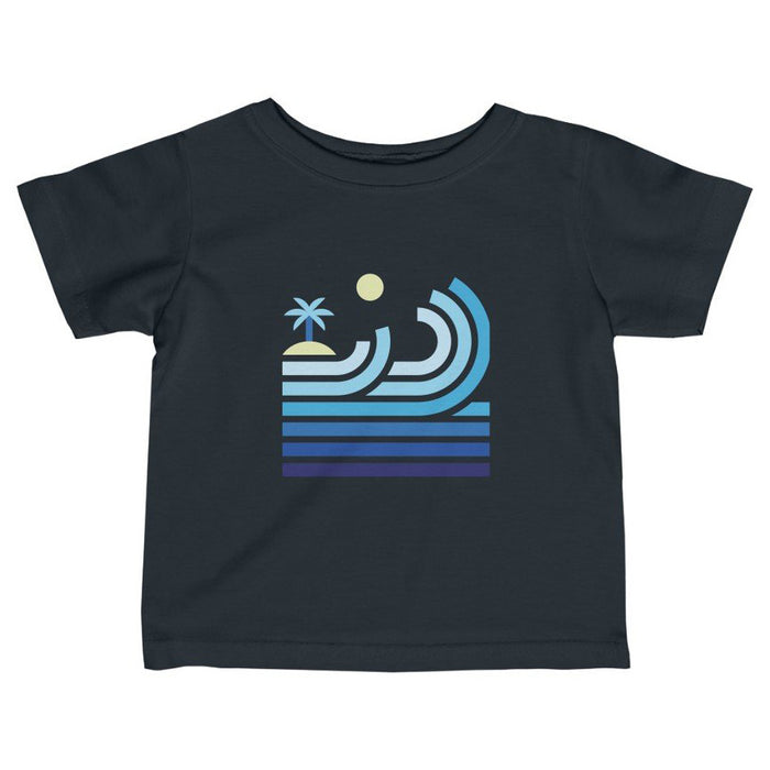 Unisex Baby Tee - The Surf