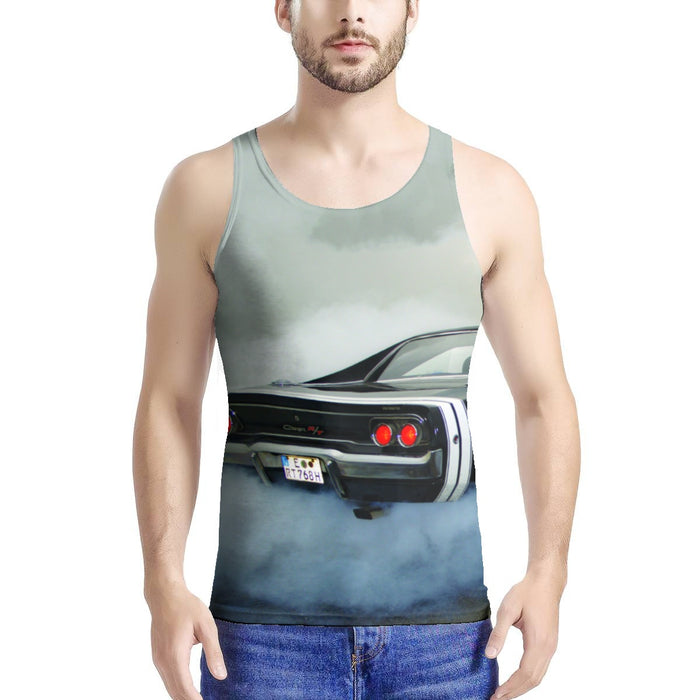 Adult Tank - Men's - Charger