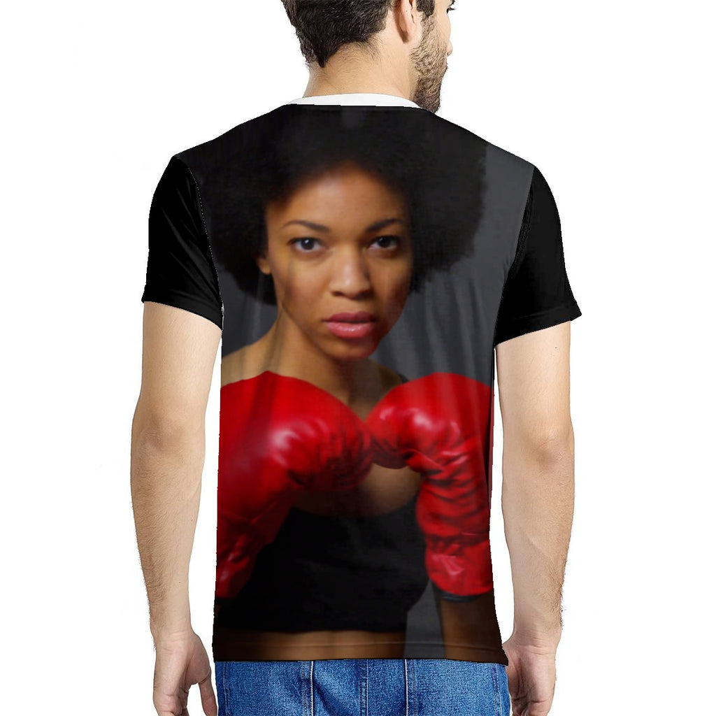 Adult Tee - Unisex - Fight Like A Girl