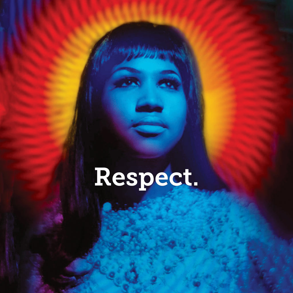 Graphic Tee - Aretha Franklin, Respect