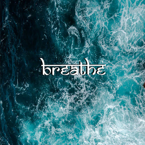 Adult Tee - Women - Breathe