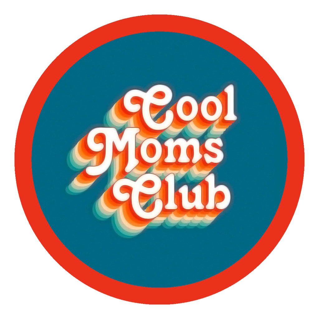 Adult Sweatshirt - Cool Moms Club (4 colours)