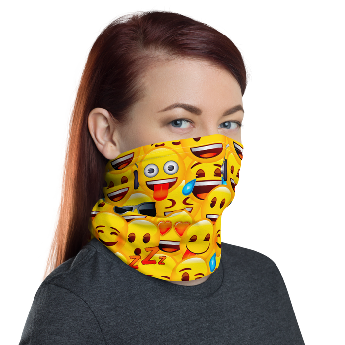 All-In-One Mask - Emojis