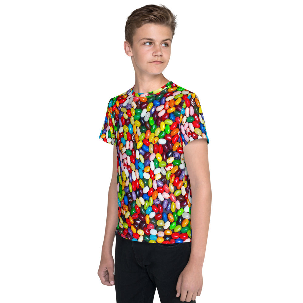 Graphic Tee - Jelly Beans