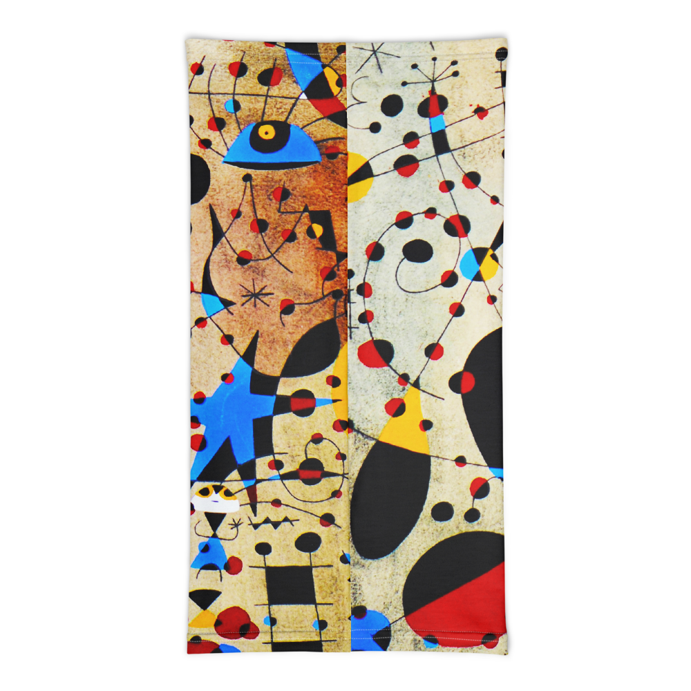 All-In-One Mask - Joan Miro