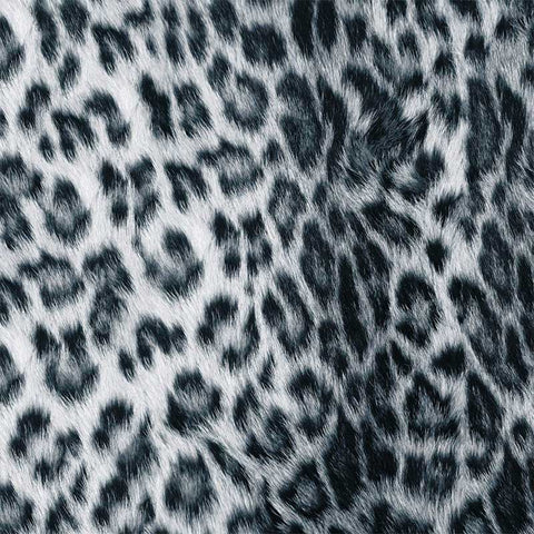 Rash Guard - Lil Kid - Snow Leopard