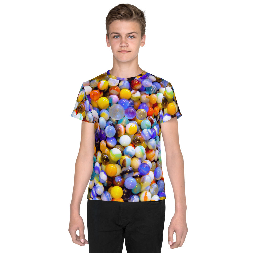 Graphic Tee - Marbles