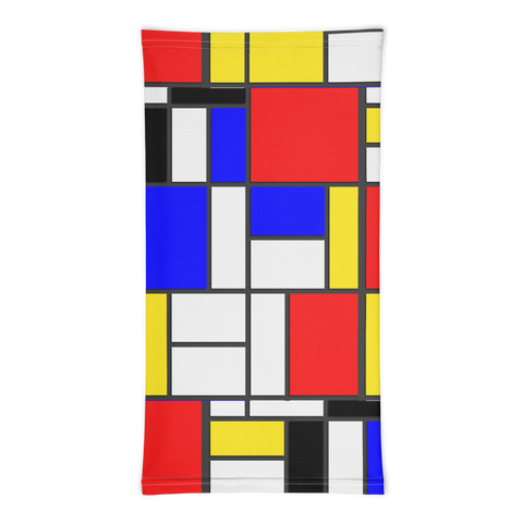 All-In-One Mask - Mondrian