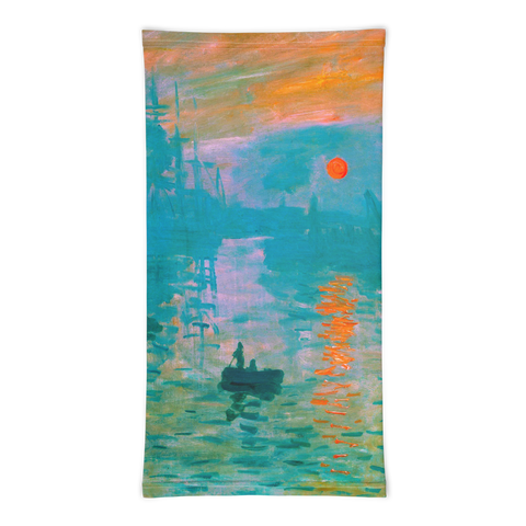 All-In-One Mask - Monet's Sunrise