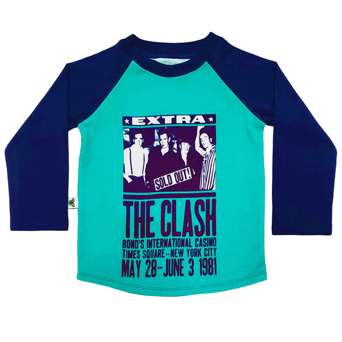 Raglan Top - The Clash (PRE-ORDER ONLY)