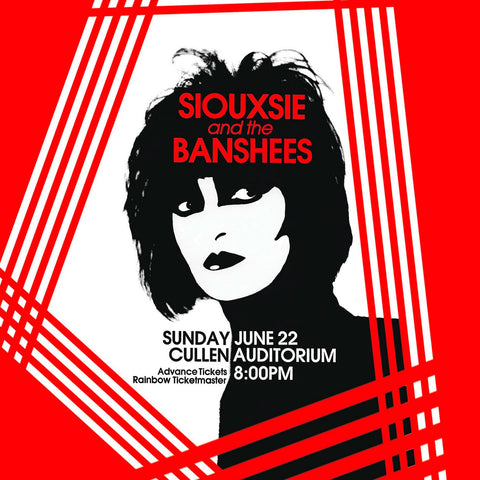Graphic Tee - Siouxsie and the Banshees