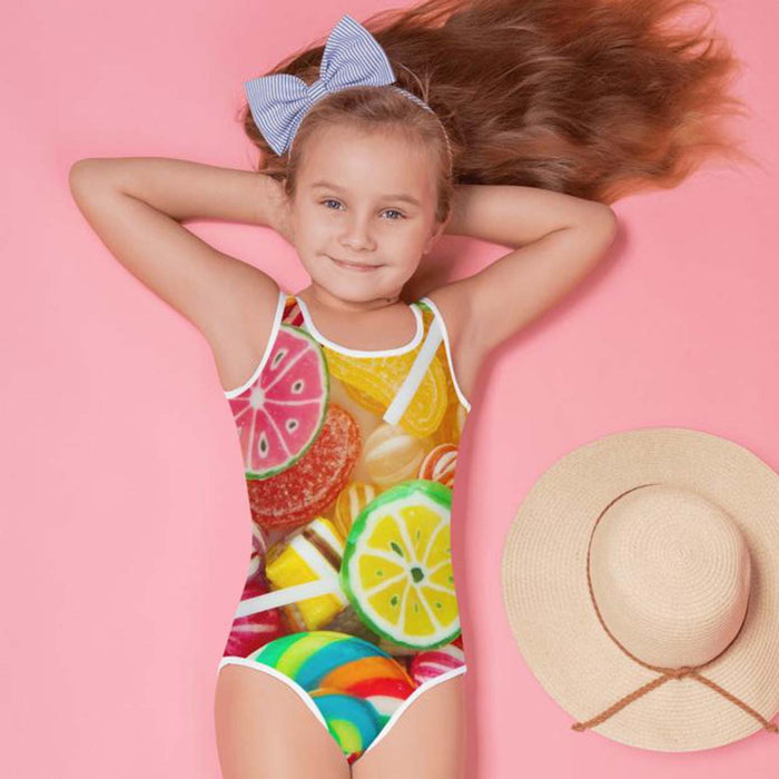 One-Piece Swimsuit - Lil Kid - Sweet Tooth