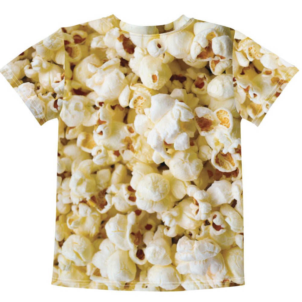 Graphic Tee - Lil Kid - Popcorn