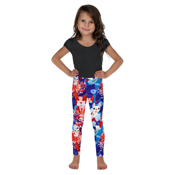 Graphic Leggings - Lil Kid - Puppy Love