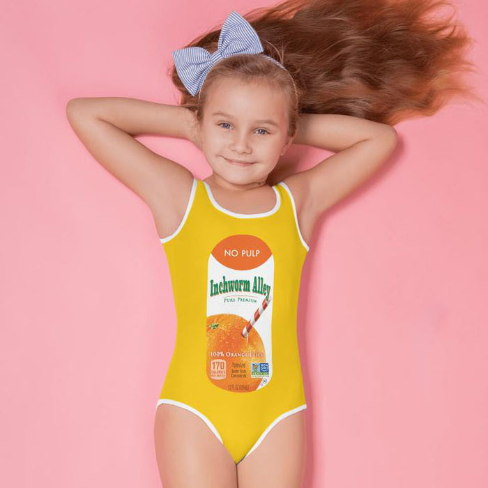 One-Piece Swimsuit - Lil Kid - Freshly Squeezed