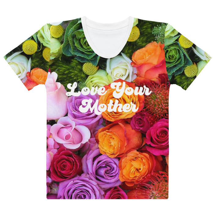 Adult Tee - Women - Love Your Mother