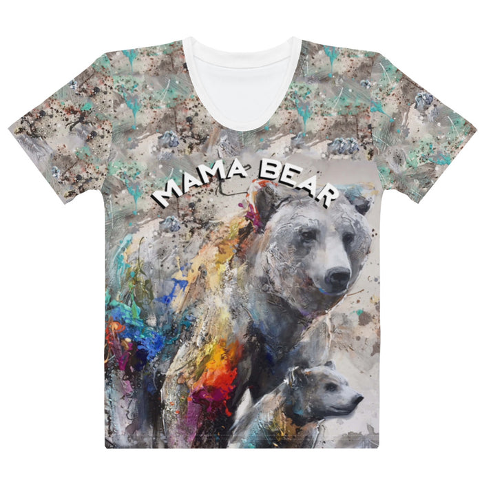 Adult Tee - Women - Mama Bear