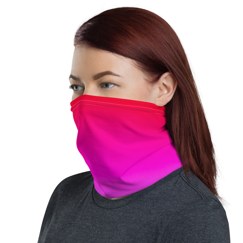 All-In-One Mask - Hot Pink Ombré