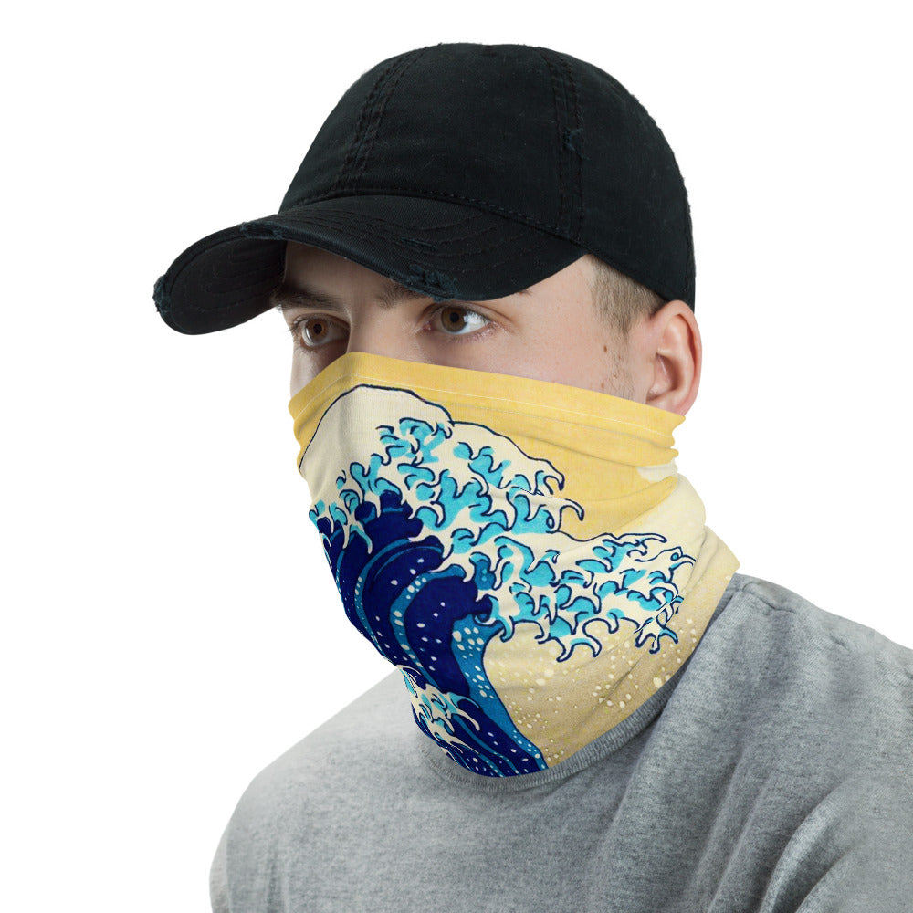 All-In-One Mask - Great Wave
