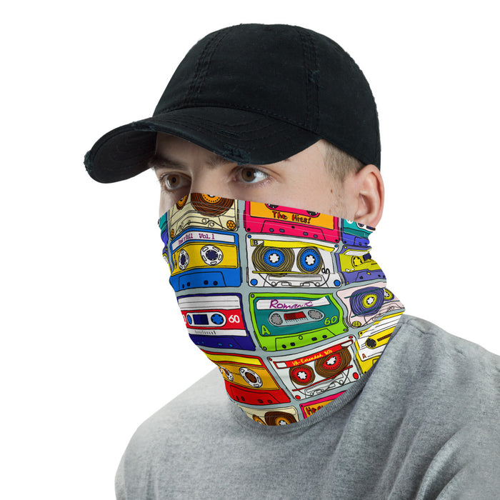 All-In-One Mask - Mix Tapes