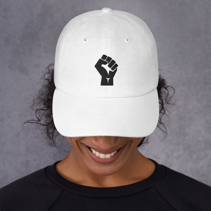Baseball Cap - Solidarity Fist (more colours)