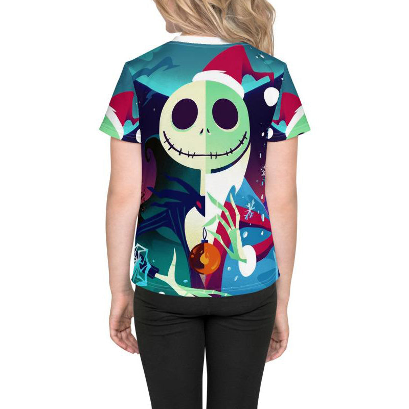 Graphic Tee - Lil Kid - Nightmare Before Christmas