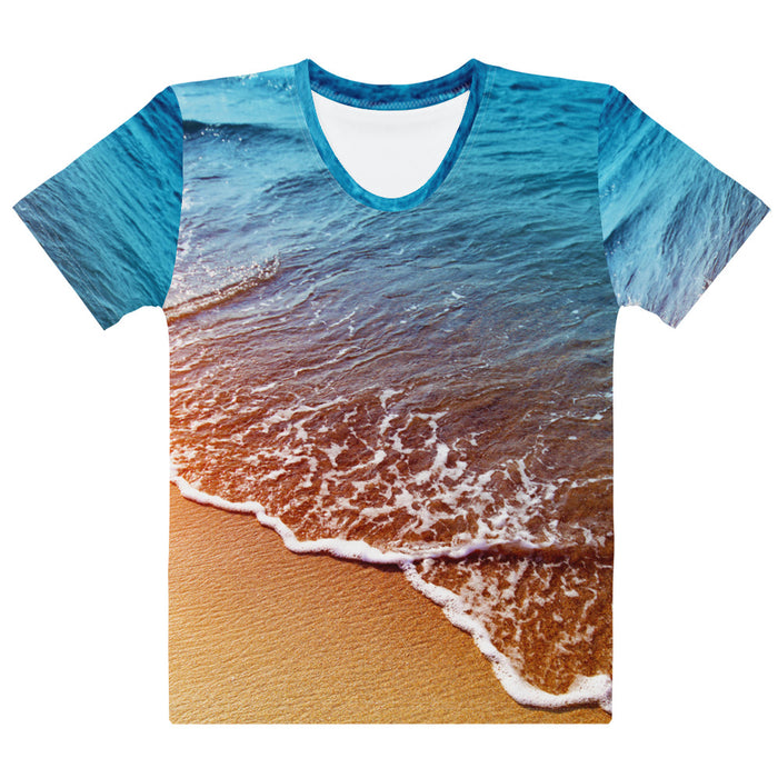 Tee - Women - The Beach