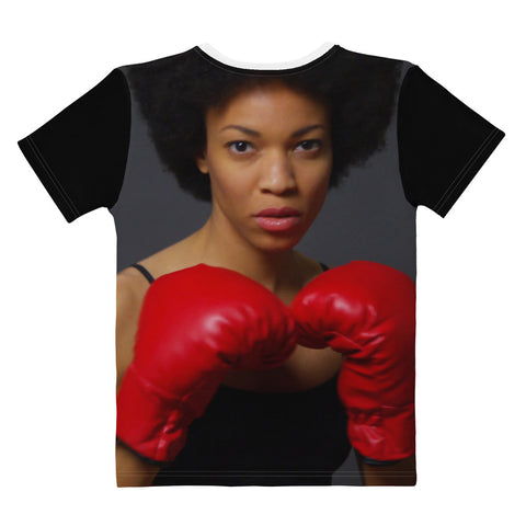 Adult Tee - Women's - Fight Like A Girl