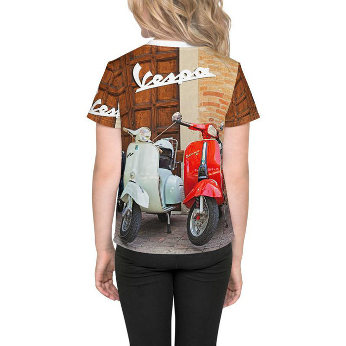 Graphic Tee - Vespa