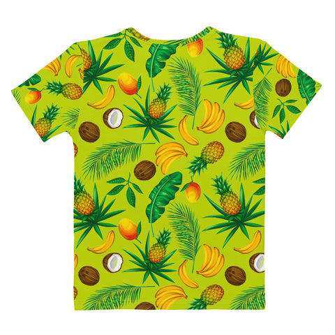 Adult Tee - Women's - Tropical Fruits