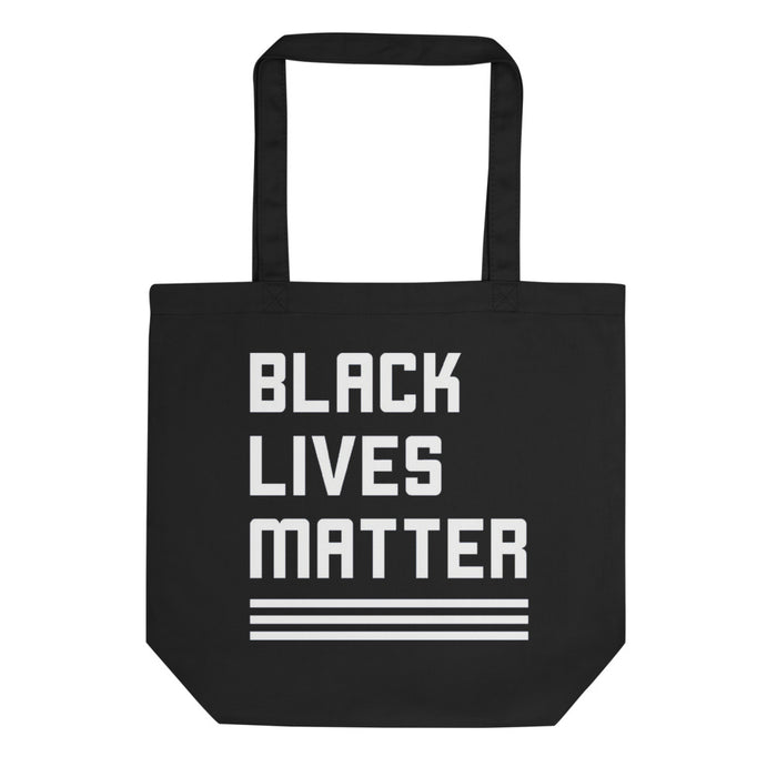 Eco Tote - Black Lives Matter (black)
