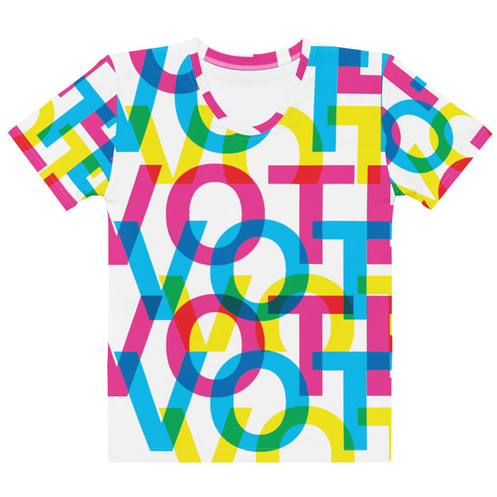 Adult Tee - Women's - Vote
