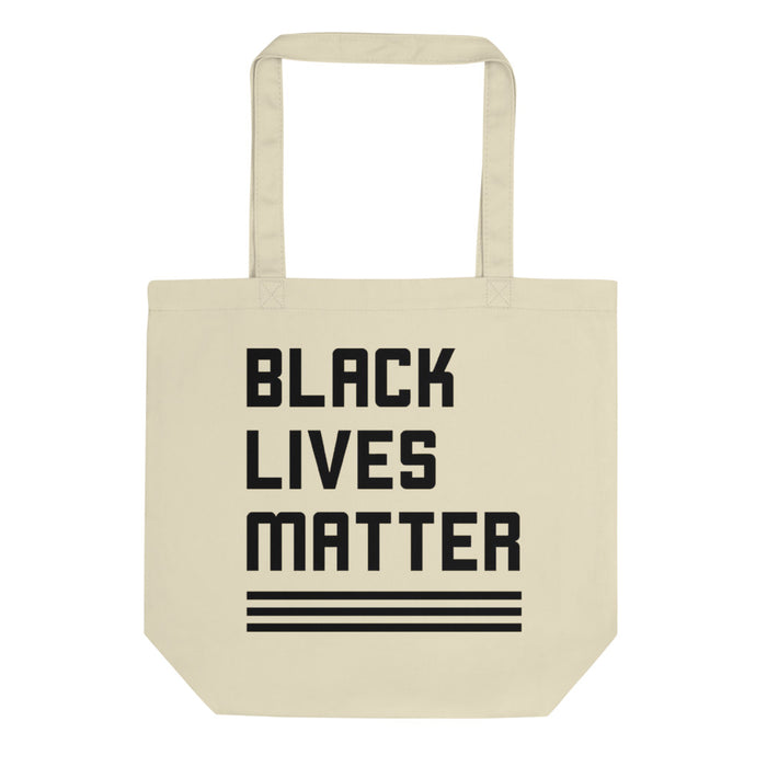 Eco Tote - Black Lives Matter (oyster)