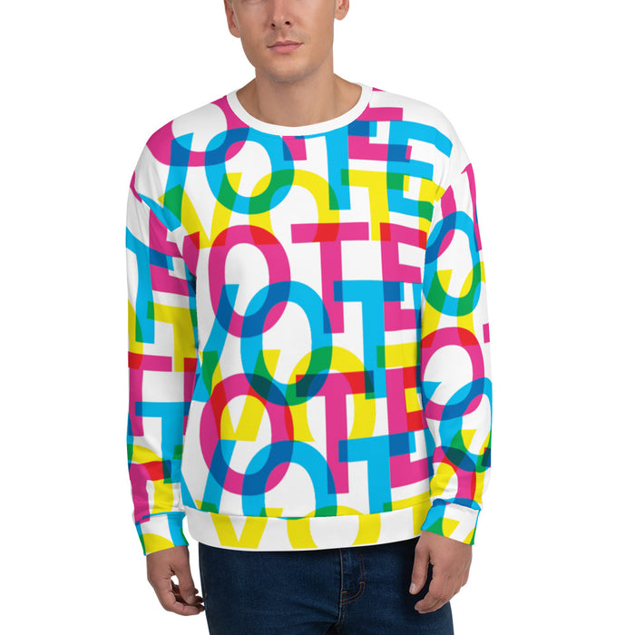 Adult Sweatshirt - Vote