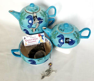 Seaside Tea Set