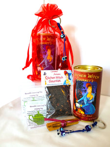 Spiced Red Apple Cider Gift Set