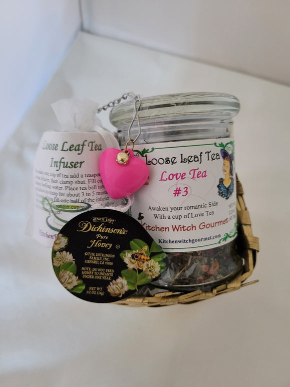 Love Tea #3 Gift Set