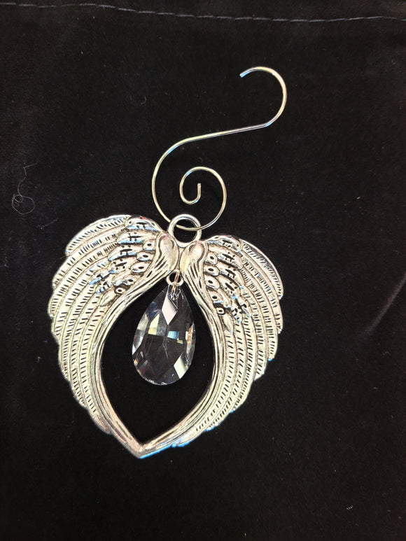 Angel Wings Window Charm