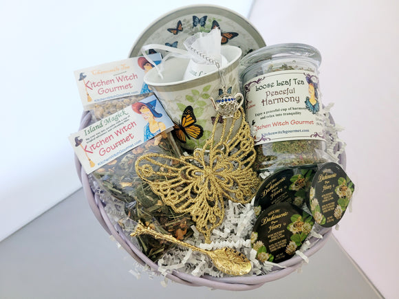 Summertime Peace Basket
