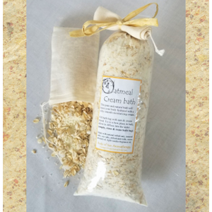 Oatmeal Cream Bath