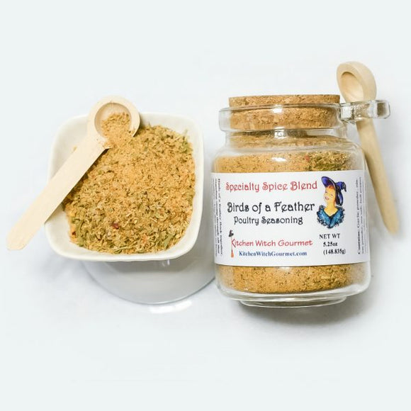 Birds of a Feather Poultry Seasoning