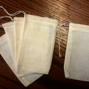 Muslin Draw String Tea Bags