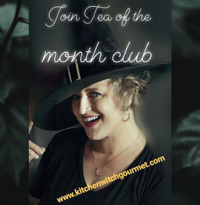 Tea of the Month Club - Enjoy a New Tea Sent to Your Home, Office or Loved One Every Month